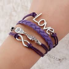 wrap bracelet with anchor images Wrap leather charm bracelet jpeg