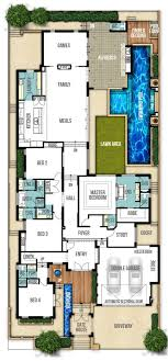 split level house designs and floor plans the catherine split level house design by boyd design perth