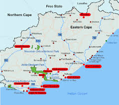 j bay south africa map jeffreys bay travel guide accommodation tourist information
