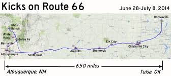 Route 66 Illinois Map by 100 Old Route 66 Route 66 Vanishingroadsideblog Route 66