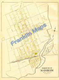 Map Of Berks County Pa Andy U0027s Antique Maps 1899 Lancaster County Pennsylvania U003e 1862