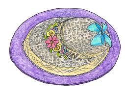 Easter Bonnet Cake Decorating by Easter Celebrations