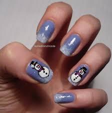robin moses nail art december 2013 easy christmas nail designs