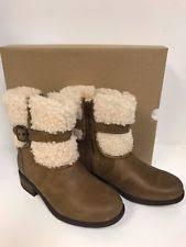 s blayre ugg boots ugg womens blayre ii boots 1008220 chestnut size 8 ebay