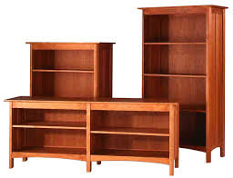 Building Solid Wood Bookshelf by Wood Bookcases American Hwy