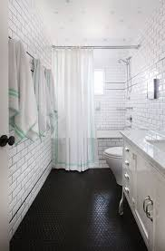 Tiling The Bathroom Floor - 36 trendy penny tiles ideas for bathrooms digsdigs