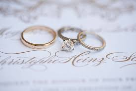 how to wear your wedding ring when not to wear your engagement or wedding rings inside weddings