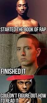 Rap God Meme - dae tupac is le rap god lewronggeneration