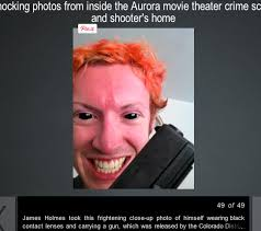 James Holmes Meme - james eagan holmes batman shooter in court