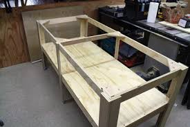 Build A Woodworking Bench Build The Perfect Workbench Extreme How To