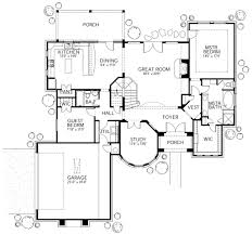Bi Level Floor Plans With Attached Garage by European Style House Plan 4 Beds 3 00 Baths 2641 Sq Ft Plan 80 168