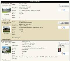 delta u0027s open house listings generate leads