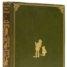 Winnie The Pooh Photo Album 10 Rare And Valuable Children U0027s Books Shapero Rare Books