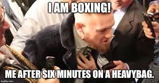 Meme Boxing - i am boxing imgflip