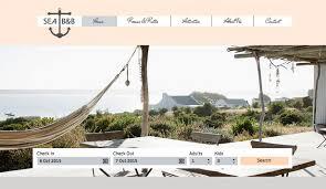 site chambre d hotes templates de html pour chambres d hôtes wix