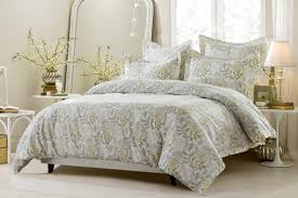 Beige Comforter 6pc Floral Vine Sage Beige Bedding Set Includes Comforter And