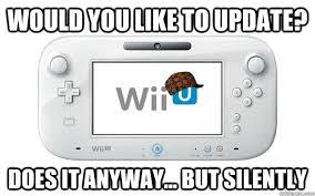 Wii U Meme - scumbag wii u memes quickmeme