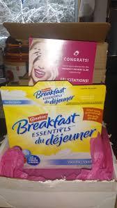 carnation breakfast essentials powder drink mix in vanilla reviews