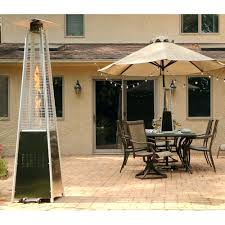 stainless steel outdoor patio heater patio ideas outdoor patio heater rental chicago hampton bay