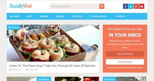 30 best food blog wordpress themes of 2017 for sharing cooking recipes