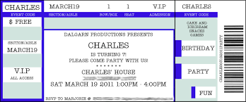 26 cool concert ticket template examples for your event thogati