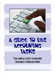 a guide to ubs accounting task the simple steps to record business u2026