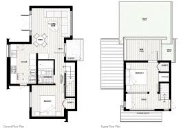 Vancouver Floor Plans Laneway Mod House One Seed Architecture Interior Greater