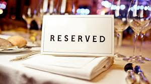 art of the table reservations how online table reservation is turning big in india
