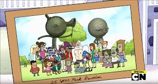 discussion thread cheer up pops a regular show epic