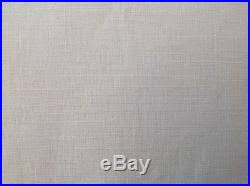 Emery Drapes Pottery Barn 2 Emery Linen Cotton Drapes Cotton Lining 50 108