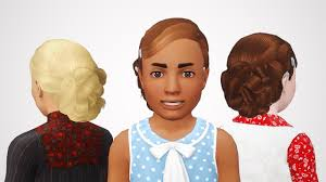 1800s hairstyles for sims 3 historical finds for ts3