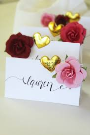 place cards diy diy valentine u0027s day place cards u2014 hello honey
