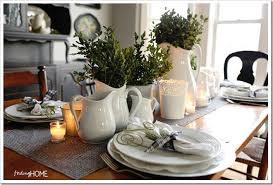 Table Decoration For Christmas Day by 12 Winter Table Centerpiece Ideas For Christmas Day Tip Junkie
