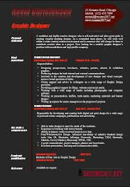 Self Motivated Resume Examples by Graphic Designer Resume Examples 2017 U2022