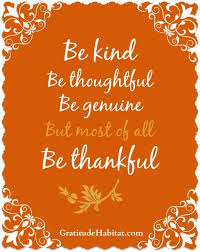 23 thanksgiving quotes on being thankful and gratitude