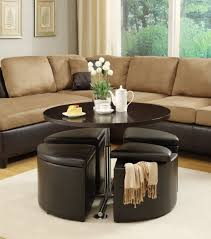 Round Chairs For Living Room Living Room Cool Modern Round Table For Awesome Small And Simple