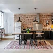 cuisine style indus cuisine style industriel deco maison cuisine style