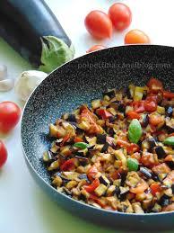 cuisine napolitaine aubergines à la napolitaine l italie dans ma cuisine
