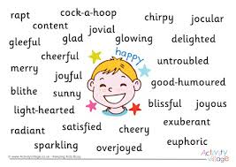 Light Synonyms Synonyms Poster