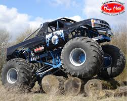 bigfoot the original monster truck the list 0555 drive a monster truck monster trucks monsters
