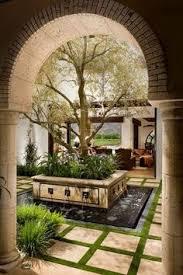 Santa Fe Courtyard …