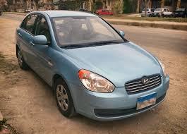 hyundai new accent used cars egypt car shop