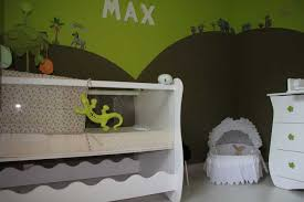 chambre enfant savane chambre bébé jungle et beautiful chambre jungle bebe collection