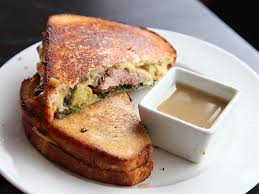 thanksgiving leftovers grilled cheese recipe serious eats