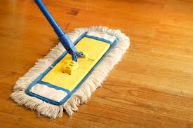recipe for clean floors motorhome advice
