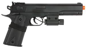 laser x target black friday colt 1911 airsoft gun with laser black u0027s sporting goods