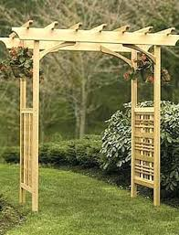 wedding arch plans free garden arbor plans trellis bench garden arbor with bench swing