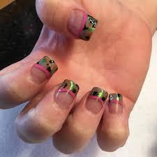 21 summer french nail designs summer nails nails summer colors