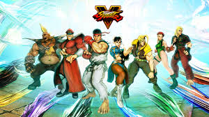 street fighter v 2016 wallpapers hd wallpapers