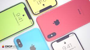 Affordable by Apple Iphone Xc A Colourful And Affordable Apple Iphone X Concept